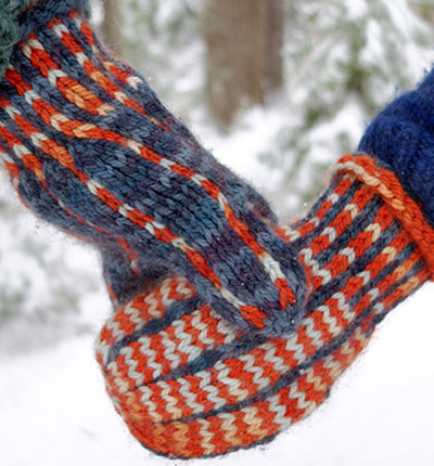 Mom and Me Mitts