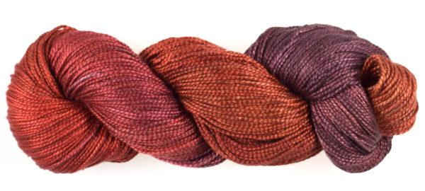Cranberry Chutney Skein Image