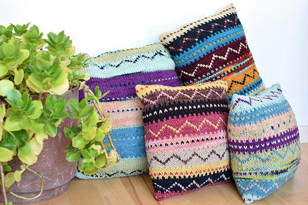 Wonder Woolen Pillow Kit
